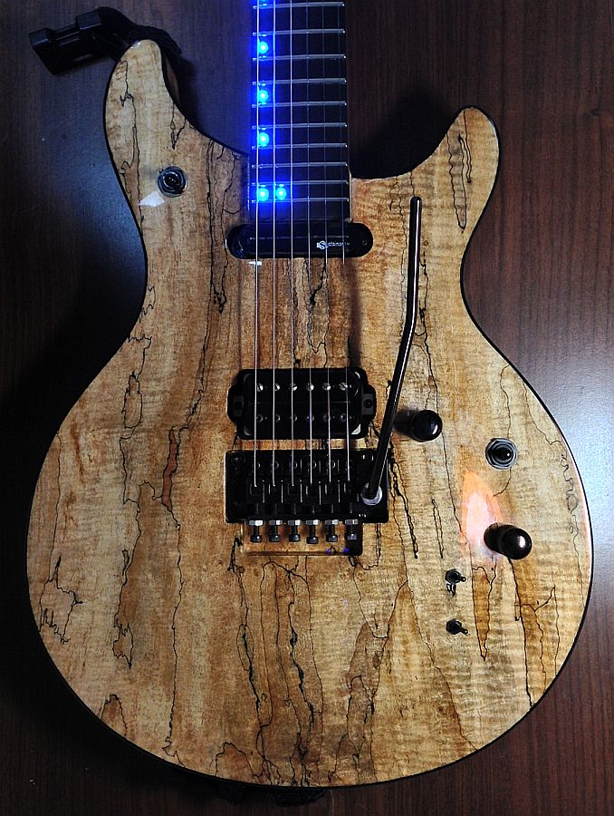 SPALTED